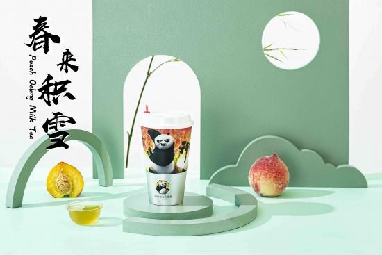 功夫熊猫茶为什么重视设计?