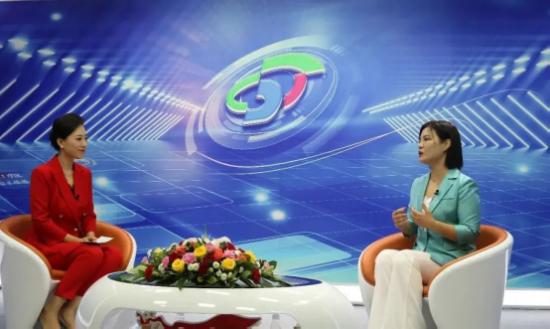 创新先锋——于佩桦参加第十九届中国科学家(国际)论坛之《2021创新中国力量》栏目专访
