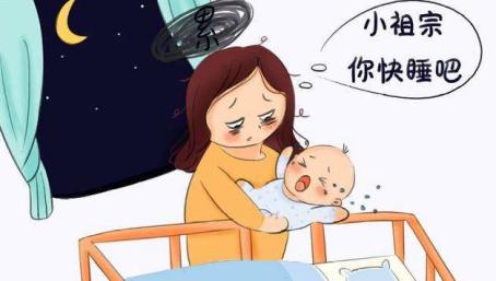"""告别夜哭多汗,龙牡壮骨颗粒帮你养成""""睡神宝宝"""""""