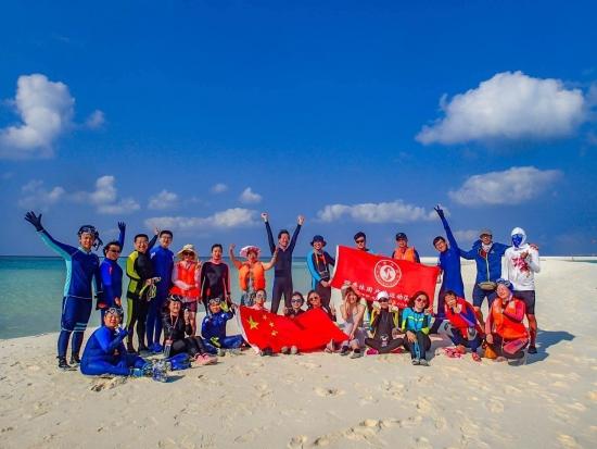 小伍哥:西沙群岛旅行俱乐部为深度游玩家带来极致游玩体验